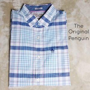 Heritage Slim Fit Shirt by The Original Penguin